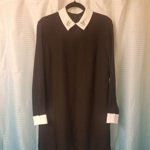NWOT Victoria Beckham for Target black dress
